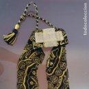 Antigüedades: MANIPULO Y VELO DE CALIZ. Lote 160725718