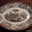 Antigüedades: FUENTE DE PORCELANA PICKMAN . Lote 160740898