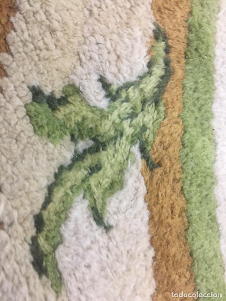 Antigüedades: Alfombra de lana anudada a mano 292x1.90 - Foto 4 - 160811165
