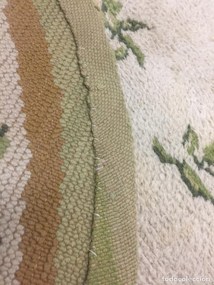 Antigüedades: Alfombra de lana anudada a mano 292x1.90 - Foto 7 - 160811165