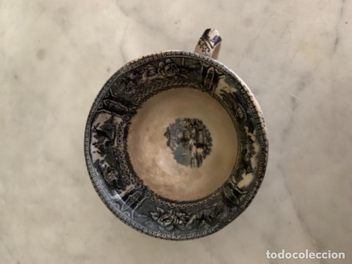 Antigüedades: Antigua taza de Sargadelos - Foto 3 - 160814446