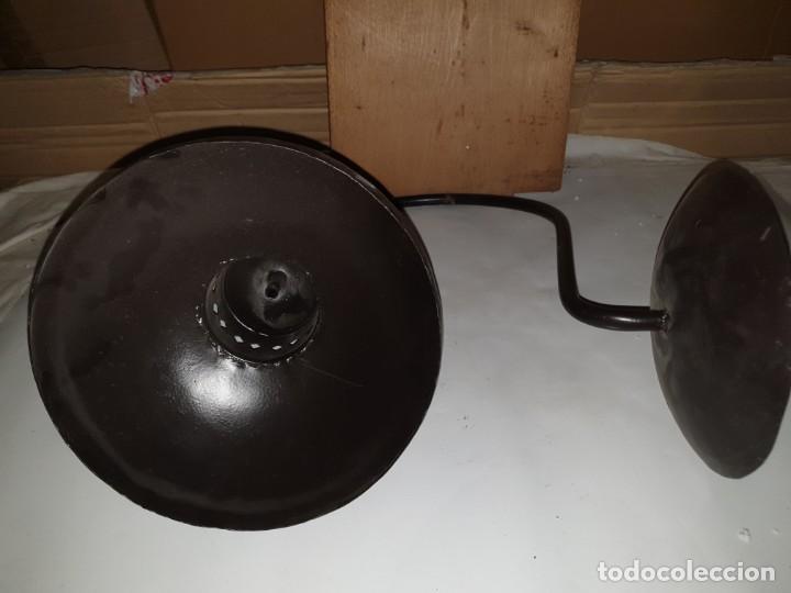 Antigüedades: FAROL FORJA - Foto 3 - 160818542
