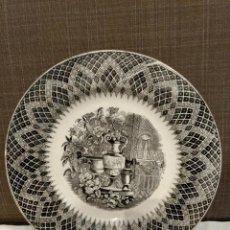 Antigüedades: PLATO CARTAGENA. Lote 160876854