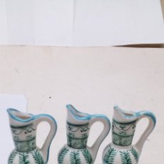 Antigüedades: 3 FIGURAS PORCELANA. Lote 160949061