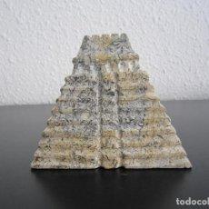 Antigüedades: PIRÁMIDE MAYA - IMPORTACIÓN MÉXICO. Lote 160976674
