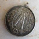 Antigüedades: MEDALLA PLATA NUESTRA SEÑORA DE REGLA. Lote 160983034