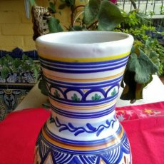 Antigüedades: JARRA DE CERÁMICA. Lote 161005166