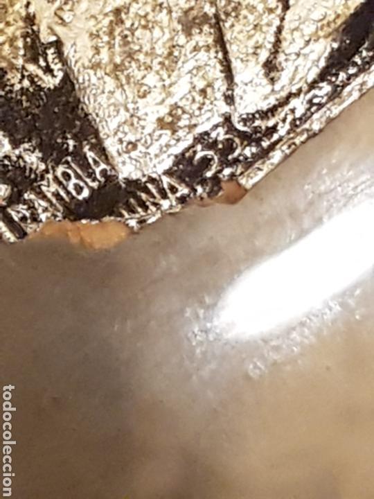 Antigüedades: Jarron cristal catalan soplado - Foto 12 - 161167792