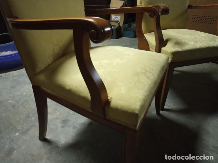 Antigüedades: Sillas modernistas - Foto 2 - 161175718