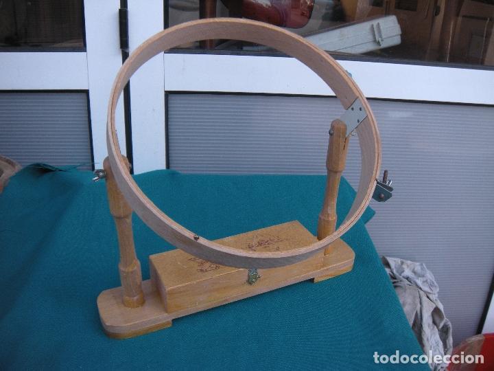 COSTURA. BASTIDOR DE BORDADO (Antigüedades - Técnicas - Rústicas - Utensilios del Hogar)