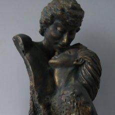 Antigüedades: # AMANTES # CON FIRMA DE AUTOR #. Lote 161220926