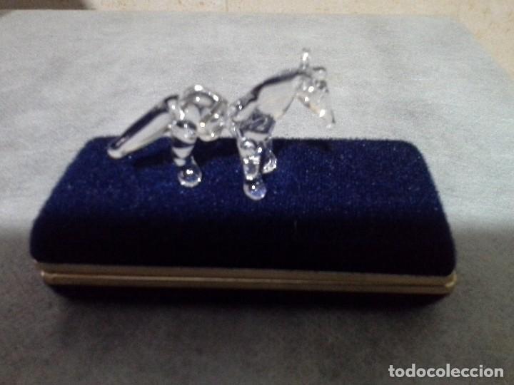 FIGURITA DE CRISTAL SWAROSKY COMPRADA EN AUSTRIA (Antigüedades - Cristal y Vidrio - Swarovski)