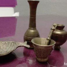 Antigüedades: BRONCE Y COBRE.. Lote 161243410