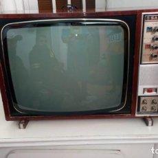 Antigüedades - televisor Sanyo antiguo - 161253430