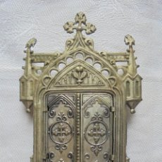 Antigüedades: RELIQUIA ANTIGUA SANTA MARIA AUXILIADORA. Lote 161266394