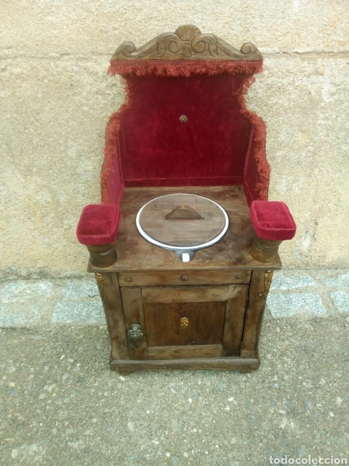 TRONERA SIGLO XIX (Antigüedades - Muebles Antiguos - Auxiliares Antiguos)