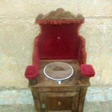 Antigüedades: TRONERA SIGLO XIX. Lote 161285509