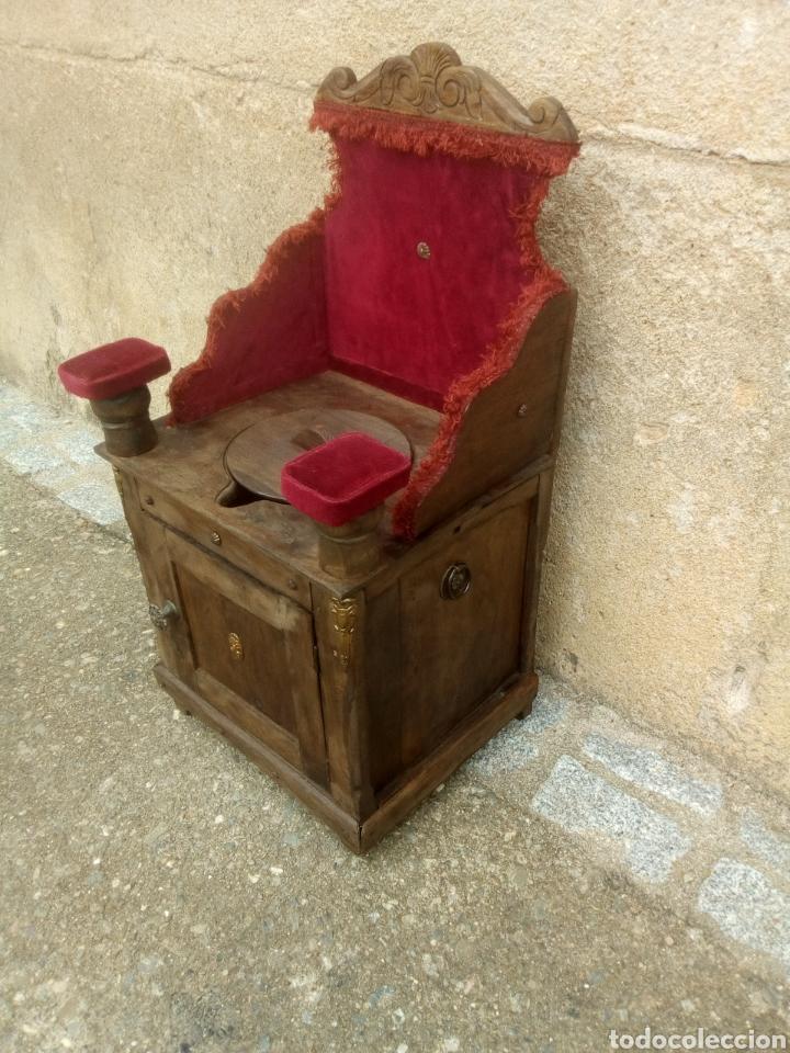 Antigüedades: Tronera siglo XIX - Foto 2 - 161285509