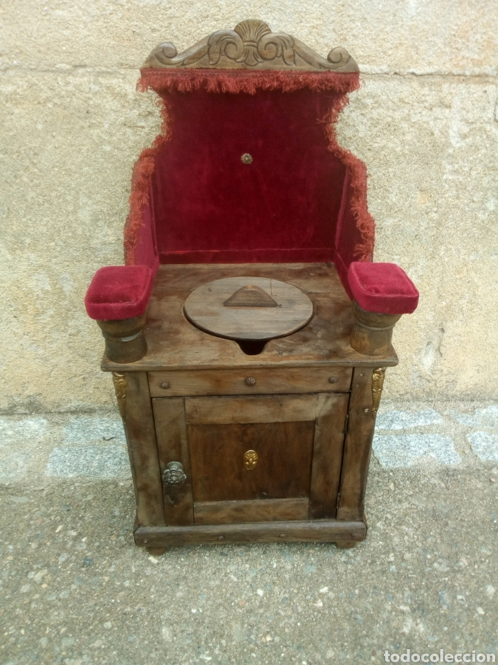 Antigüedades: Tronera siglo XIX - Foto 3 - 161285509