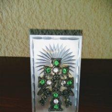 Antigüedades: CRUZ DE CARAVACA. Lote 161299910