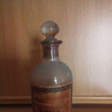 Antigüedades: BOTE ANTIGUO FARMACIA LABORATORIO.. Lote 161307598