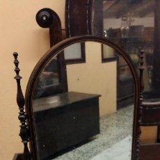 Antigüedades: ESPEJO PEINADOR, DE TOCADOR.. Lote 161312042