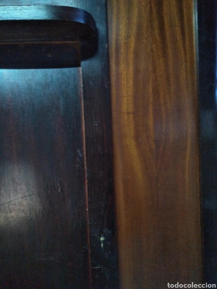 Antigüedades: PARAGUERO PERCHERO SOMBRERERO RECIBIDOR MODERNISTA - Foto 10 - 161376026