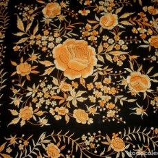 Antigüedades: ANTIGUO MANTON DE MANILA. PERFECTO ESTADO. Lote 56854373
