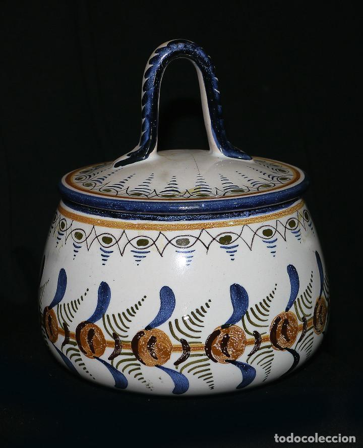 TARRO DE CERÁMICA (Antigüedades - Porcelanas y Cerámicas - La Bisbal)