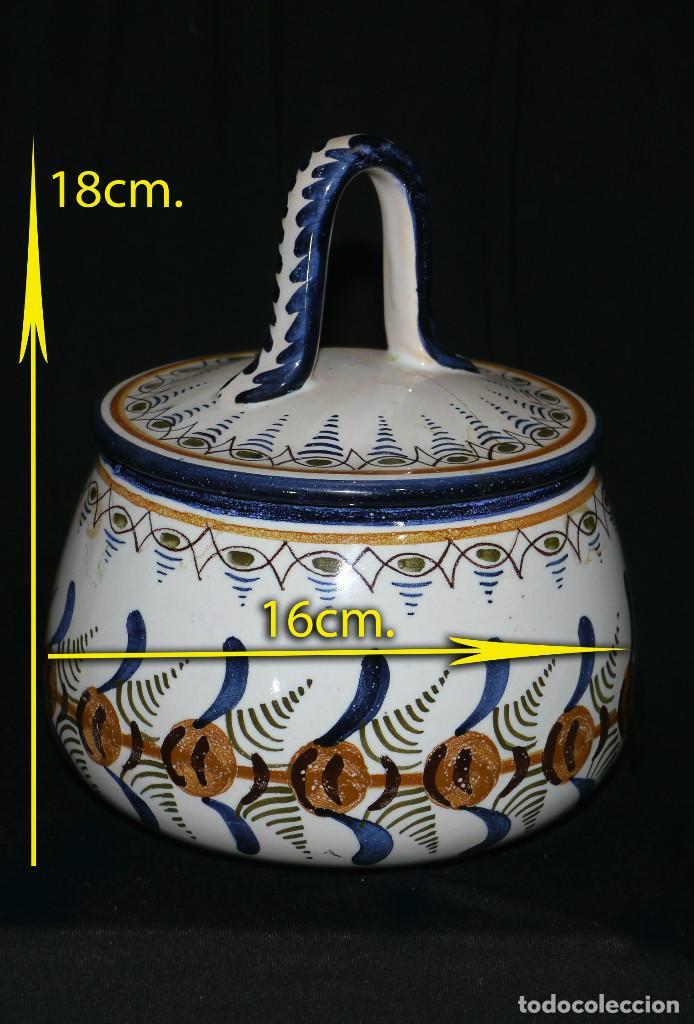 Antigüedades: Tarro de cerámica - Foto 7 - 161412626