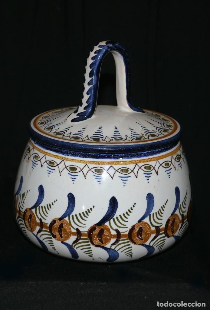 Antigüedades: Tarro de cerámica - Foto 8 - 161412626