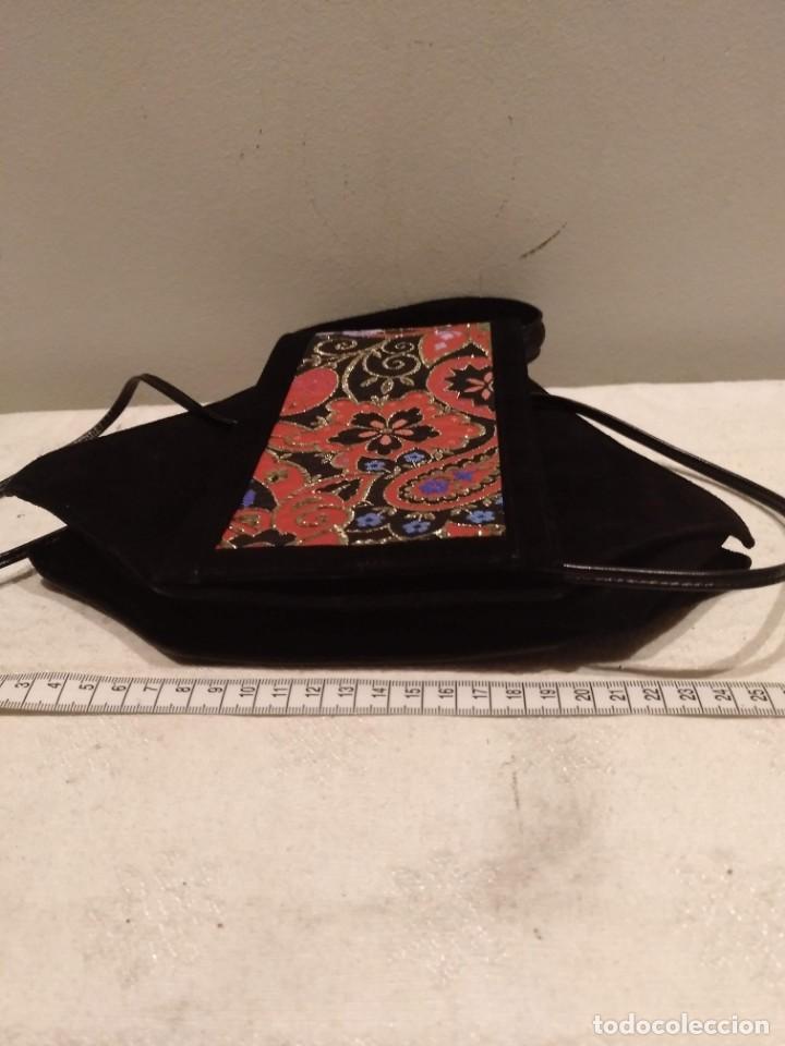 Antigüedades: Original bolso de fiesta - Foto 5 - 161425990
