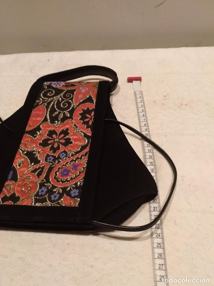 Antigüedades: Original bolso de fiesta - Foto 6 - 161425990