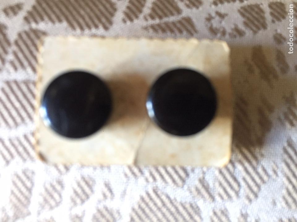 Antigüedades: Gemelos caballero de presion - Foto 2 - 161439318