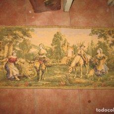 Antigüedades: TAPIZ PEQUEÑO. Lote 253613555