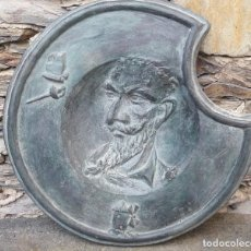 Antigüedades: BACINA EN CERÁMICA DE QUART ( GIRONA ). Lote 161469030