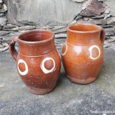 Antigüedades: PUCHEROS DE NAVAL. Lote 161473738