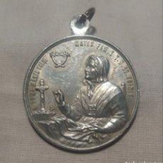 Antigüedades: MEDALLA BEATA ANNA MARIA TAIGI. Lote 161484984
