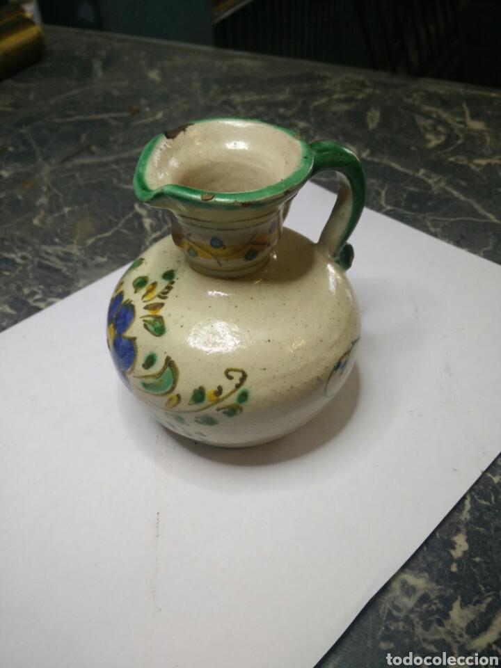 JARRA O MODORRO DE VINO (Antigüedades - Porcelanas y Cerámicas - Otras)