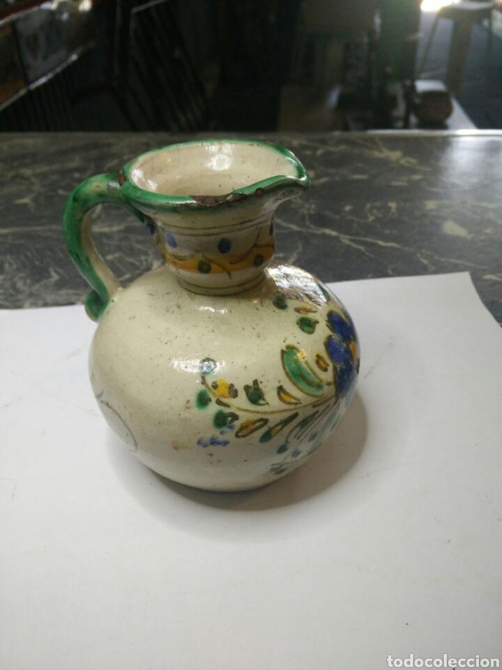 Antigüedades: Jarra o modorro de vino - Foto 2 - 161539868