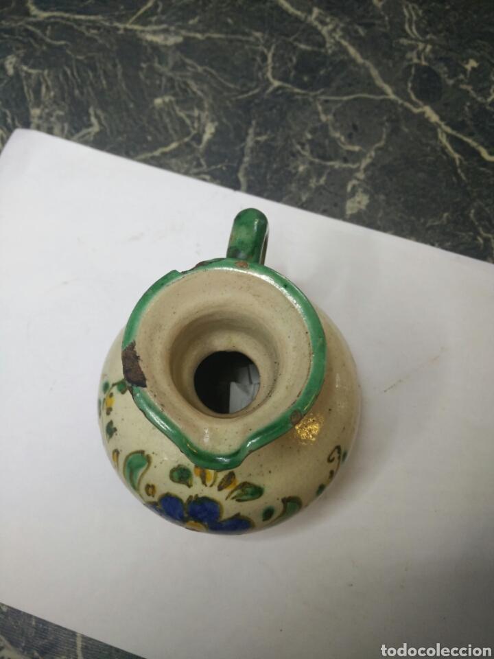 Antigüedades: Jarra o modorro de vino - Foto 4 - 161539868