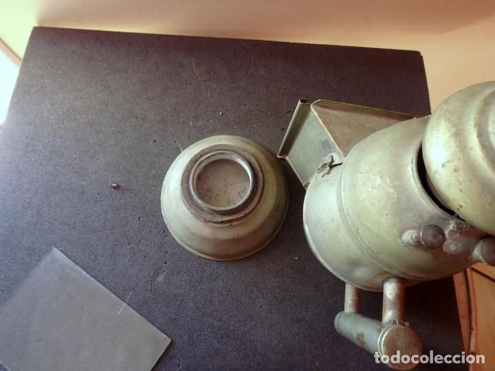 Antigüedades: (JX-190456)Antiguo farol , linterna de Sereno de Barcelona , Policía Nocturna , Vigilante . - Foto 18 - 161558026