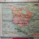 Antigüedades: MAPA DE ESTADOS UNIDOS. Lote 161585402