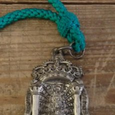 Antigüedades: MEDALLA HERMANDAD ROCÍO SANTIPONCE. SEVILLA.. Lote 161640378