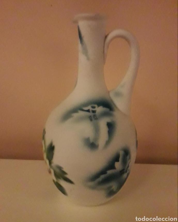OPALINA ANTIGUA (Antigüedades - Hogar y Decoración - Floreros Antiguos)