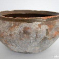 Antigüedades: CAZUELA BARRO.. Lote 161681682