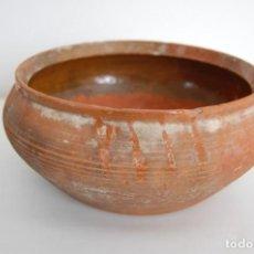 Antigüedades - Cazuela de barro - 161682114