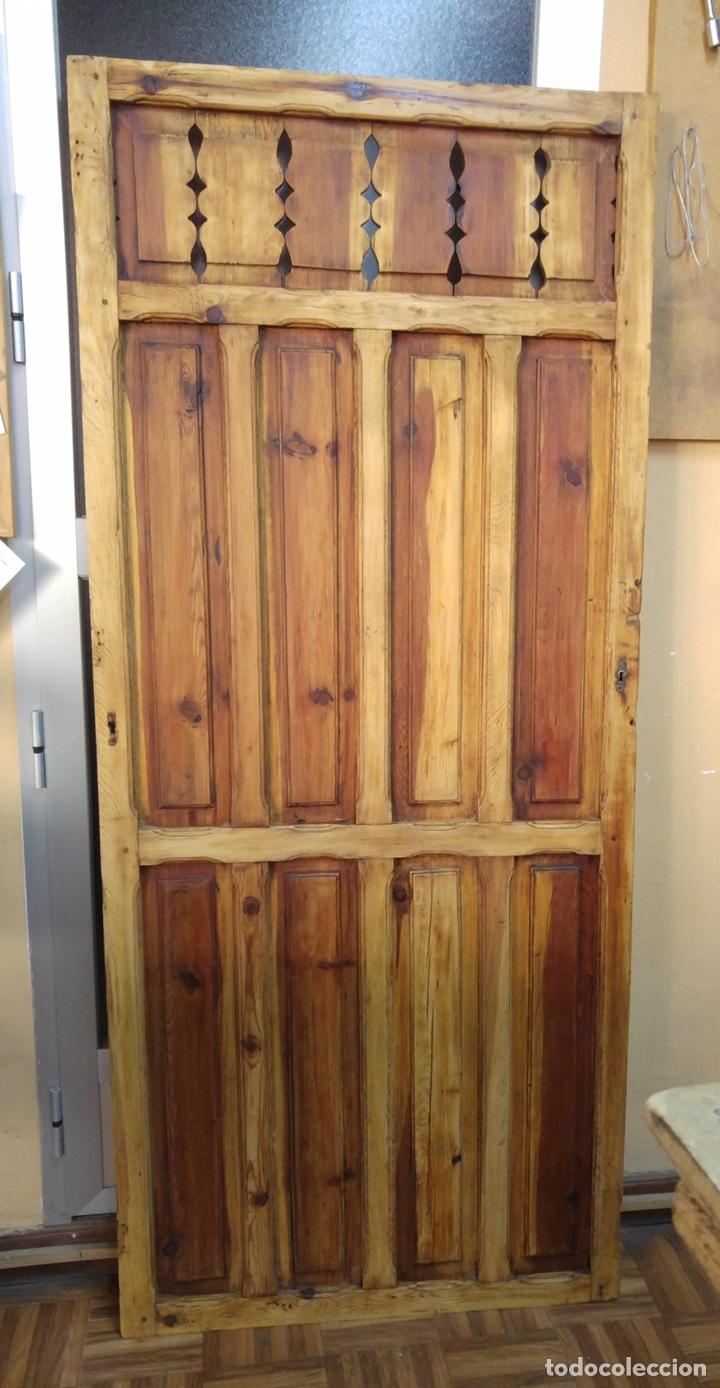 puerta antigua para alacena, armario, aseo etc. - Comprar ...
