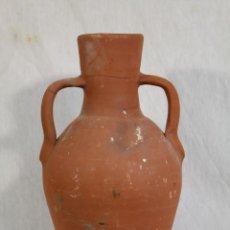 Antigüedades: CANTARO CERAMICA POPULAR. Lote 161738014