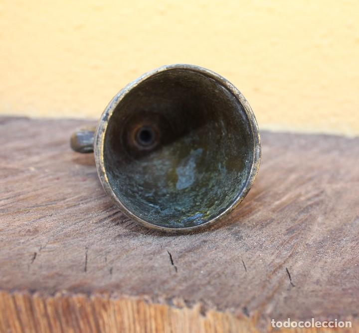 Antigüedades: Campana de dama, principios del siglo XX; única - Foto 5 - 161835146